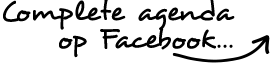 De complete agenda van Café De Pompier vind je op facebook
